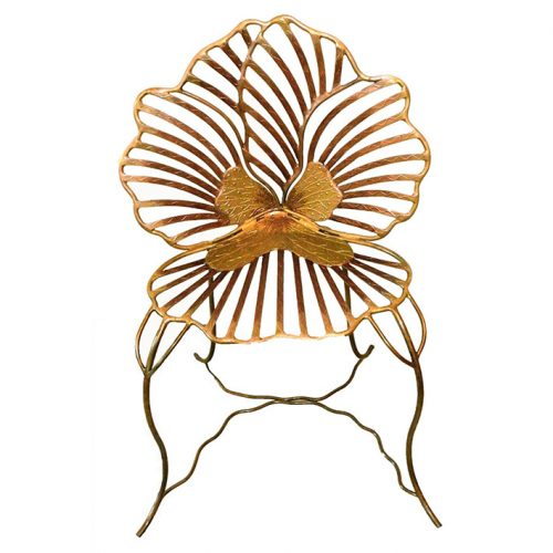 Pansy Chair by Joy de Rohan Chabot