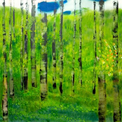 The Naked Trees by Diane Chappalley