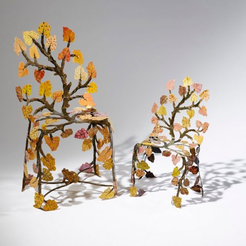 Autumn Tree Chair by Joy de Rohan Chabot